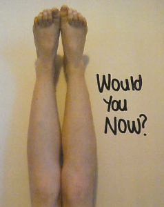 body hair shaving legs without