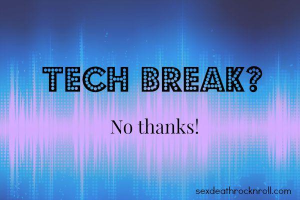 SDRR tech break image
