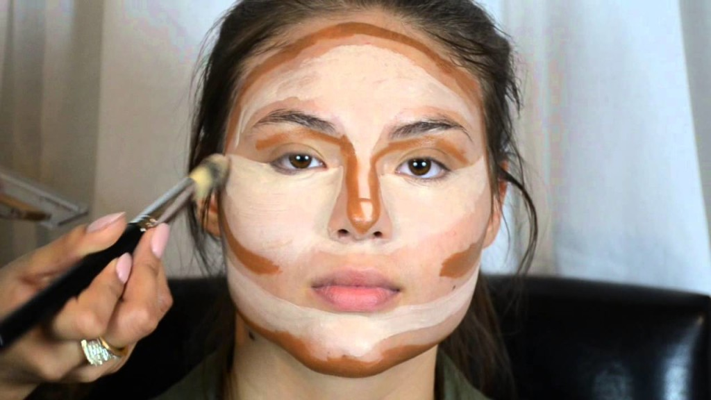 This is the final result, yes? SOURCE (contouring)
