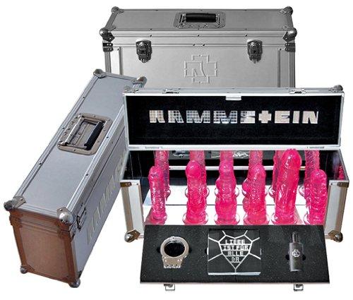 SDRR Rammstein dildo set