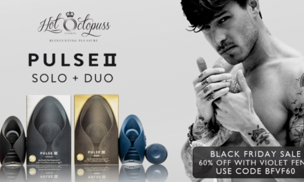 PULSE from Hot Octopuss – 60% off