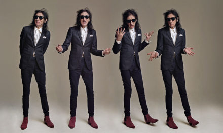 Review: Dr John Cooper Clarke – Wightman Theatre, Shrewsbury