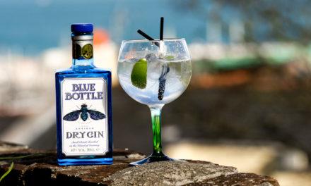 Blue Bottle Guernsey Gin