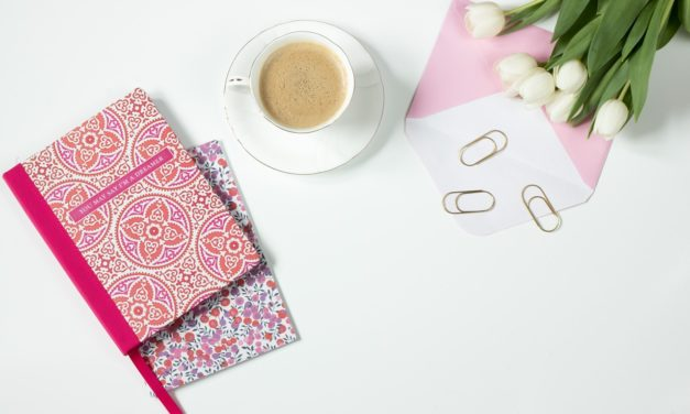 New year, new stationery, new you. Something like that, anyway.